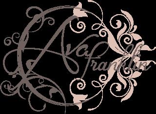 Ava Franklin Photography Logo Design