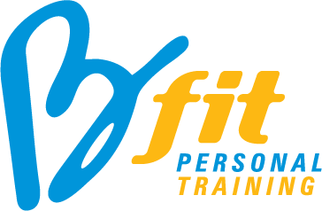 B-Fit Personal Training Logo Design