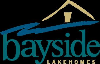 Bayside Lakehomes Logo Design
