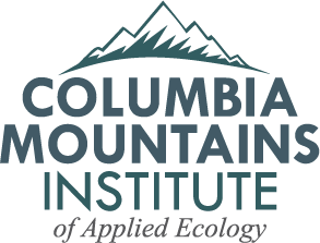 Columbia Mountains Institute of Applied Ecology Logo Design