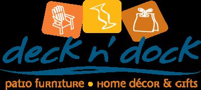 Deck N' Dock Logo Design