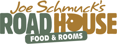 Joe Schmuck's Road House Logo Design