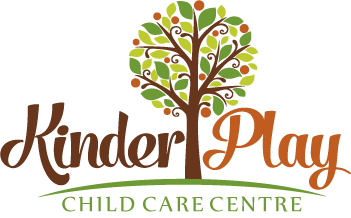 Kinder Play Child Care Centre Logo Design