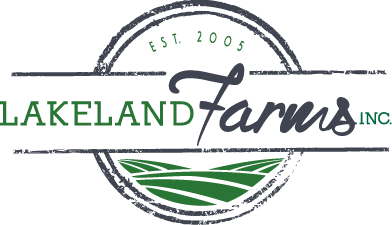 Lakeland Farms Logo Design
