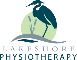 Lakeshore Physiotherapy Logo Design