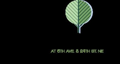 The Maplewoods Logo Design