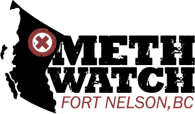 Meth Watch Fort Nelson Logo Design