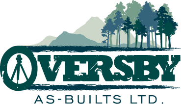 Oversby As-Builts Logo Design