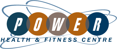 Power Health & Fitness Centre Logo Design