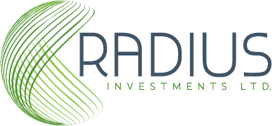 Radius Investments Logo Design