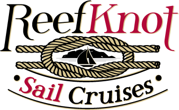 Reef Knot Sail Cruises Logo Design