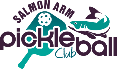 Salmon Arm Pickleball Club Logo Design