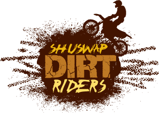 Shuswap Dirt Riders Logo Design