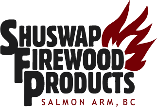 Shuswap Firewood Products Logo Design