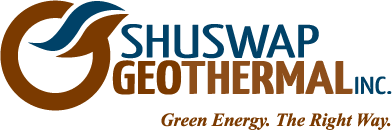 Shuswap Geothermal Logo Design