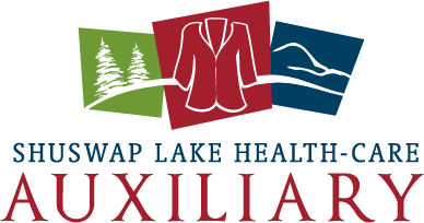Shuswap Lake Healthcare Auxiliary Logo Design