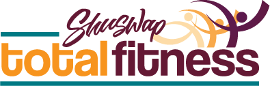 Shuswap Total Fitness Logo Design