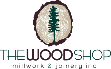 The Wood Shop Logo Design