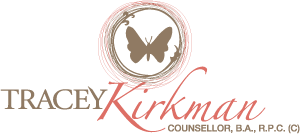 Tracey Kirkman Counsellor Logo Design