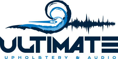 Ultimate Upholstery and Audio Logo Design