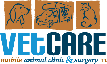 VetCare Mobile Animal Clinic & Surgery Logo Design