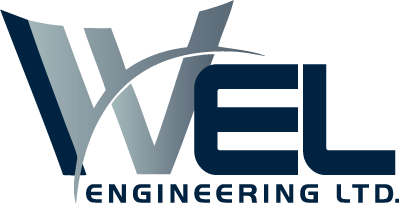 Wel Engineering Logo Design
