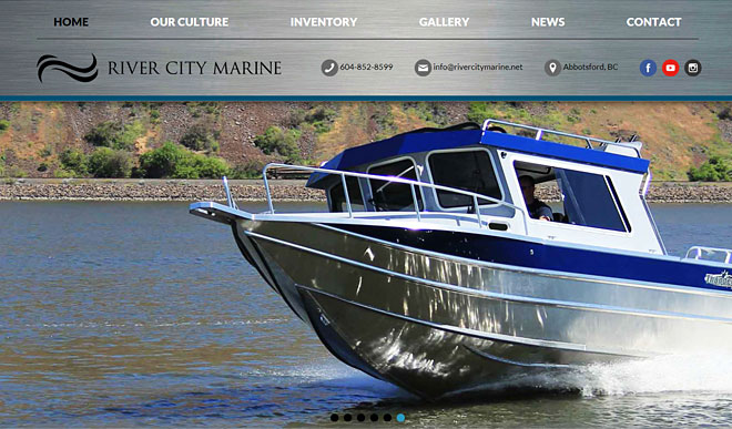 rivercitymarine.net