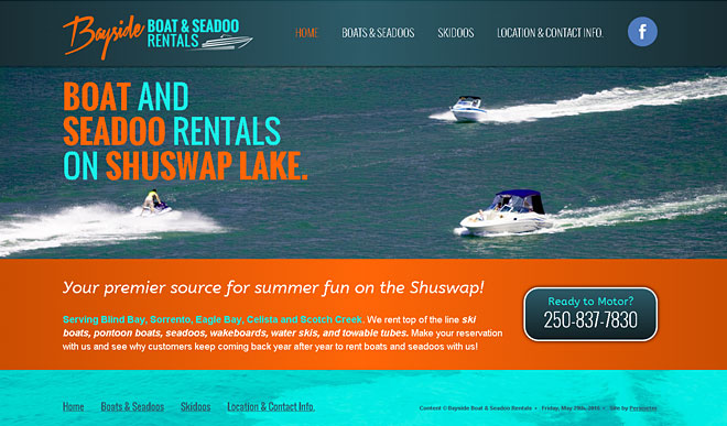 baysideboatrentals.ca