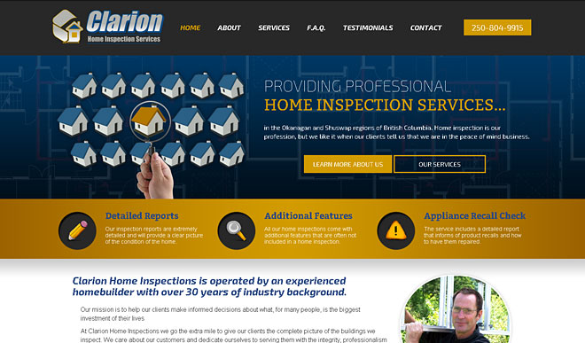 clarioninspections.ca