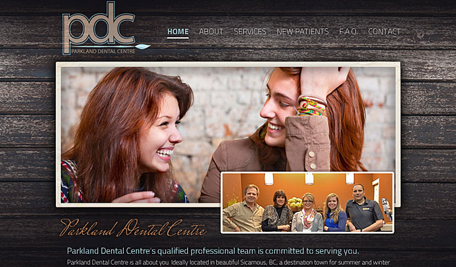 parklanddental.net