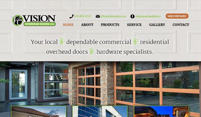 visiondoors.ca